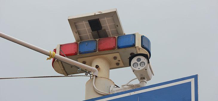 公安高清网络监控系统