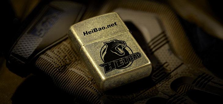 一键特效样机《黑豹》HeiBao.net