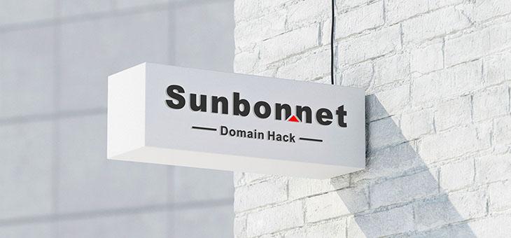 特效样机《太阳帽》Sunbon.net
